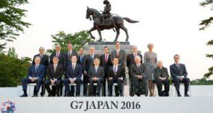 G7 Sendai