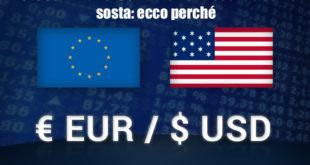 EUR/USD Analisi 30 Marzo 2017. Scende senza sosta ecco perché